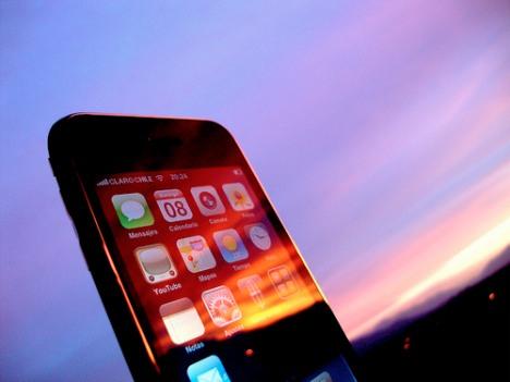 iphone-sunset
