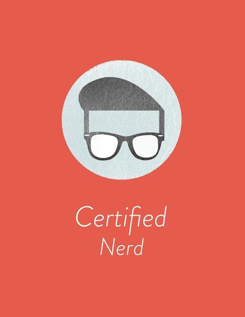 certified nerd