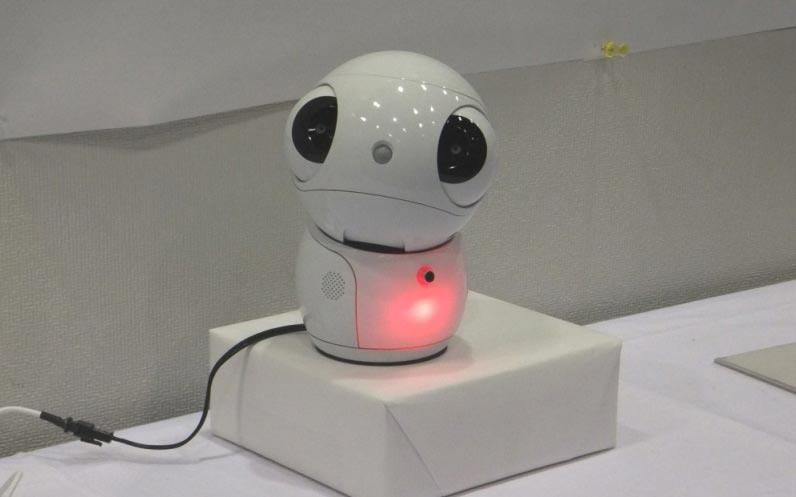 ApriPetit - de slimme robot van Toshiba