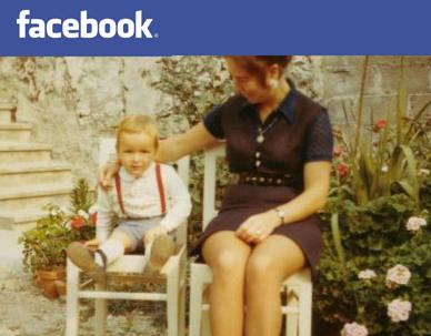 Facebook - Even aan mijn moeder vragen