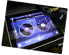iPad DJ