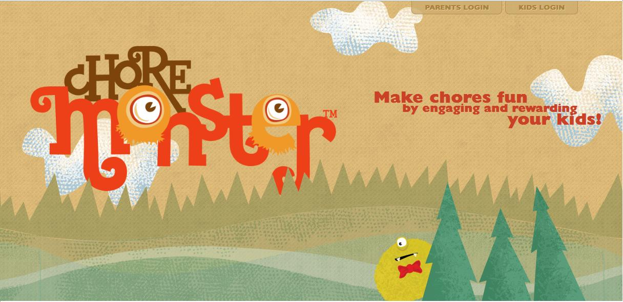 ChoreMonster screenshot