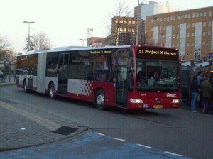 bus project x haren facebook