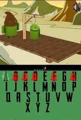 galgje androidrobot De beste woordspelletjes voor je smartphone
