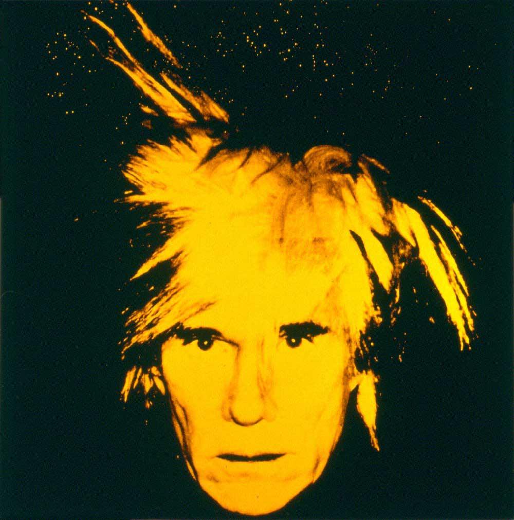 AndyWarhol-Self-Portrait-1986