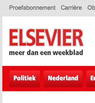 Recensie Elsevier.nl