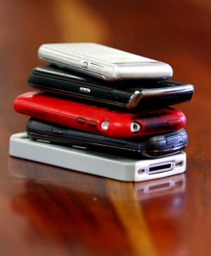Phone Stacking