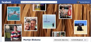 Facebook omslagfoto: Martijn Bloksma op Facebook