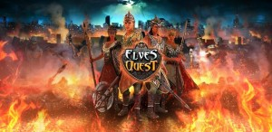 WildFM app-fest: Elves Quest en Fetch