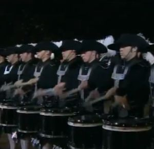 [Video] Top secret drums zijn opvallend vet