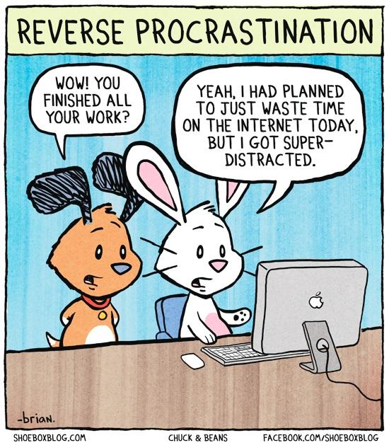 Reverse-Procrastination-Chuck-and-Beans