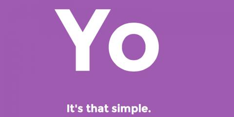 Yo - It's that simple