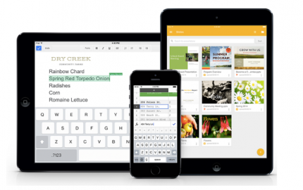 google slides iphone ipad
