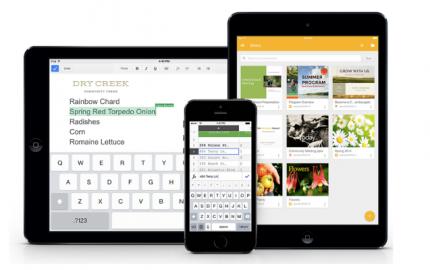 google slides iphone ipad