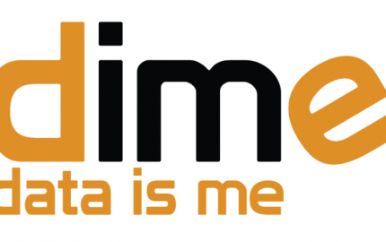 dime - data is me