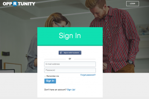 OPPRTUNITY-sign-in