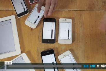 iPhones and iPads star in this intricately animated love story   The Verge